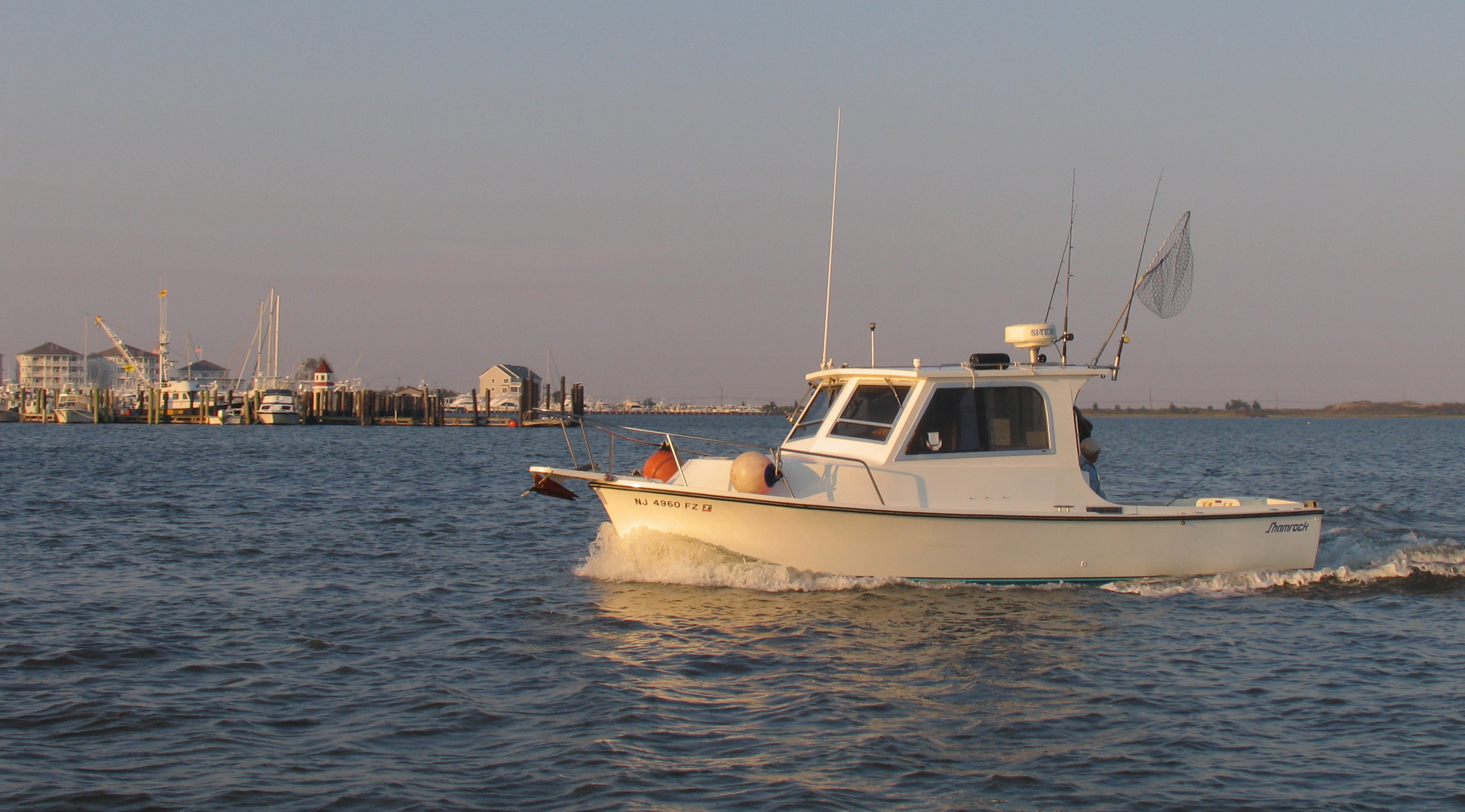 Deep sea fishing north new jersey for Wildwood nj fishing charters